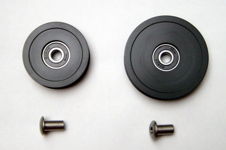 Pulley for Type F1